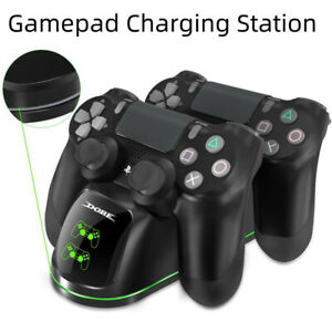 DOBE TP4‑1781 Dual Charging Dock Station Game Controller Charger for PS4 Gamepad