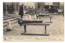1914 1915 aux invalides minenwerfer pris aux allemands