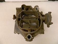 Original Core Carter WCFB Carburetor Air Horn 950 1956 Cadillac 2X4 front / rear
