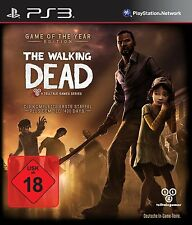 Ps3 juego The Walking Dead a telltale games series GOTY Game of the Year Edition