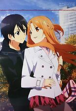 Sword Art Online II 2 / Is the Order a Rabbit poster promo SAO Official anime