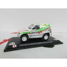 voiture 1/43 - mitsubishi pajero evolution 1998