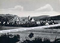 Unterheinriet - Untergruppenbach - Herren von Heinriet       um 1955   K 15-9