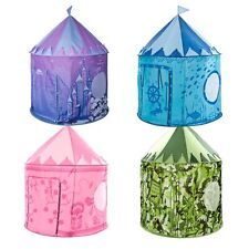 Trespass Chateau Castle Kids Pop Up Play Tent Party Indoor Outdoor Garden Toys