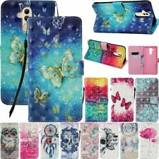 For Huawei Mate 20 Lite P20 Pro Wallet Card Holder Flip Leather Phone Case Cover