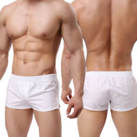 Cotton Fiber Pants M-XXL Shorts Panties Men Underwears Underwear Briefs Boxers