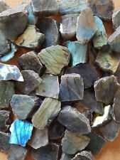 LABRADORITE MINERAL SPECIMEN BEAUTIFUL LIGHT EFFECT ROCK POLISHED FACE CRYSTALS
