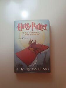 Harry Potter E La Camera Dei Segreti Salani prima edizione vecchia traduzione