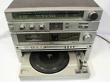 VINTAGE Toshiba Sistema Audio Stereo sl-10r