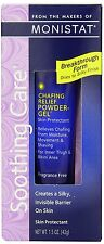 Monistat Complete Care Chafing Relief Powder Gel, 1.5 OZ pack of 3