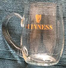 More details for guinness vintage 1 pint glass beer tankard