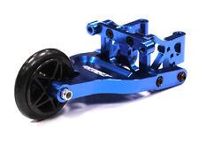 INTEGY Evolution-3 Wheelie Bar for 1/10 Revo & E-Revo & Summit INTT3241BLUE