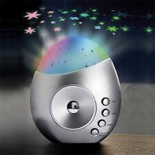 Galaxy Star Projector Light & Sound Machine: Night Light and Glow