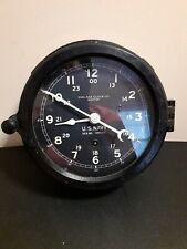 New ListingVintage 1944 Ww ll Chelsea Clock U.S