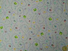 Lilac Little Blessings Print, Andover Fabrics, Ship Fabric, 100% Cot, 2 Metres