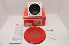 Cooper Wheelock Ch90-24-R Chime 24Vdc Ceiling Red