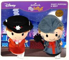 Hallmark Disney Mary Poppins and Bert Online Exclusive Itty Bittys Figure Set!