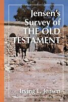 Jensen's Survey of the Old Testament: Search and Discover by Jensen, Irving L.
