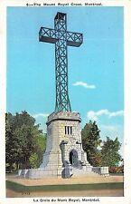 B5165 Quebec La Croix du Mont Royal
