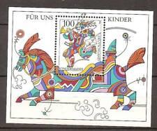 Bundespost - 1996 - Mi. Blok 35 - Postfris - R0003