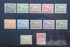 Turks & Caicos 1938 - 1945 to 2s MM Toned Gum