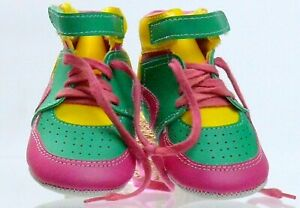Shoes Baby's Boy Leather Hand-Made Size 3