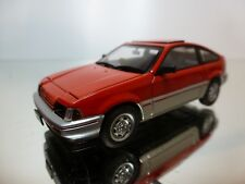EBBRO HONDA CRX - BALLADE SPORTS - RED  1:43  - EXCELLENT CONDITION - 31