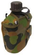 Auscam 1 QT GI Alice Water Bottle Drink Canteen Army Cadet Scout Camp Hiking