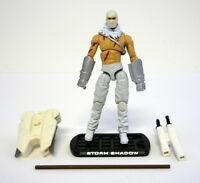 GI JOE STORM SHADOW Rise of Cobra Action Figure COMPLETE C9+ v34-A 2009