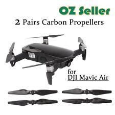 2pairs Carbon Fiber Propellers Self-Locking Blades For DJI Mavic Air Drone AU