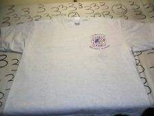 XL- Vintage 9-11 In Memory Of Our Fallen Brothers Gildan Brand T- Shirt