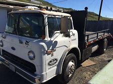 Bobcat Equipment For Sale / 331 Mini Excavator / 863 F-Series / 1987 FORD C8000