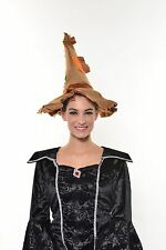 HALLOWEEN COSTUME SCARECROW HAT ADULTS & KIDS PUMPKIN PARTY  G1355