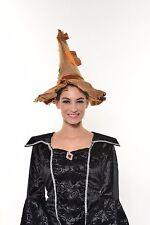 HALLOWEEN COSTUME SCARECROW HAT ADULTS & KIDS PUMPKIN PARTY  G1355