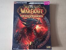 WORLD OF WARCRAFT CATACLYSM BRADYGAMES SIGNATURE SERIES GUIDE Blizzard