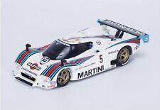 Spark Lancia LC2 #5 Martini Pescarolo/Baldi Le Mans 1985 1/18
