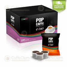 Pop Caffè 100 Capsule Cialde Compatibili FiorFiore Fior Fiore Coop INTENSO E-Tuo