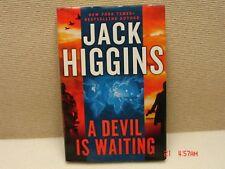"""* Book Jack Higgins """"A Devil Is Waiting"""""""