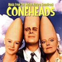 CONEHEADS- SOUNDTRACK YELLOW VINYL LP RSD 2019 (NEW/SEALED)