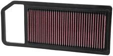 K&N Hi-Flow Performance Air Filter 33-2911 fits Citroen C6 3.0 V6