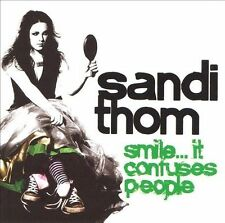 NEW  Smile... It Confuses People by Sandi Thom (CD, 2006, Columbia)