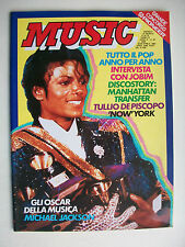 MUSIC = MAR/APR 1984 =MICHAEL JACKSON+JOBIM+MANHATTAN TRANSFER+TULLIO DE PISCOPO