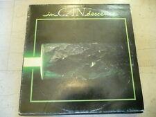 "CAN""INCANDESCENCE-disco 33 giri VIRGIN Italy 1985 ROCK GERMANY"""