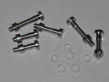 Headshell fitting kit 10,12,15 mm Aluminium / Unbranded/Generic,Universal