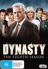 Dynasty : Season 8 - DVD Region 4 Brand New Free Shipping
