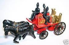OLD LESNEY Y4  SHAND MASON HORSE DRAWN FIRE ENGINE 1960