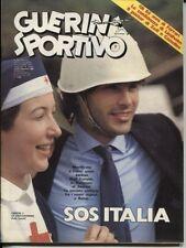 GUERIN SPORTIVO=N°7 1983=BECCALOSSI=SANREMO 83=A.VILLA