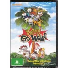 225a Rugrats Go Wild DVD Region 4