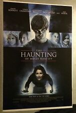 THE HAUNTING OF MOLLY HARTLEY (2008) Haley Bennett DS One Sheet