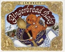 Gingerbread Baby by Jan Brett c1999, NEW Hardcover, Free Shipping!